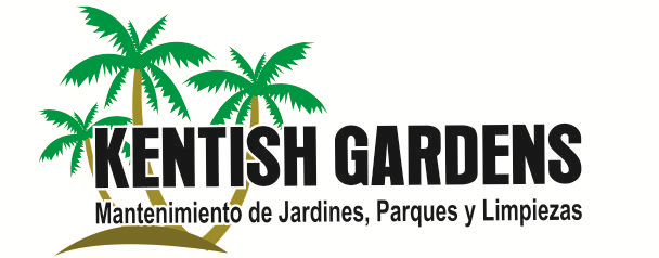 KENTISH GARDENS Logo