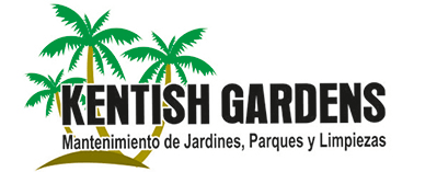 KENTISH GARDENS Mobile Logo